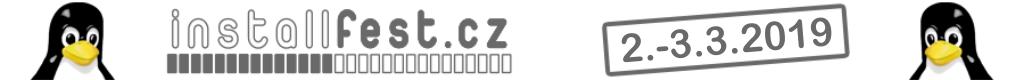 Installfest logo
